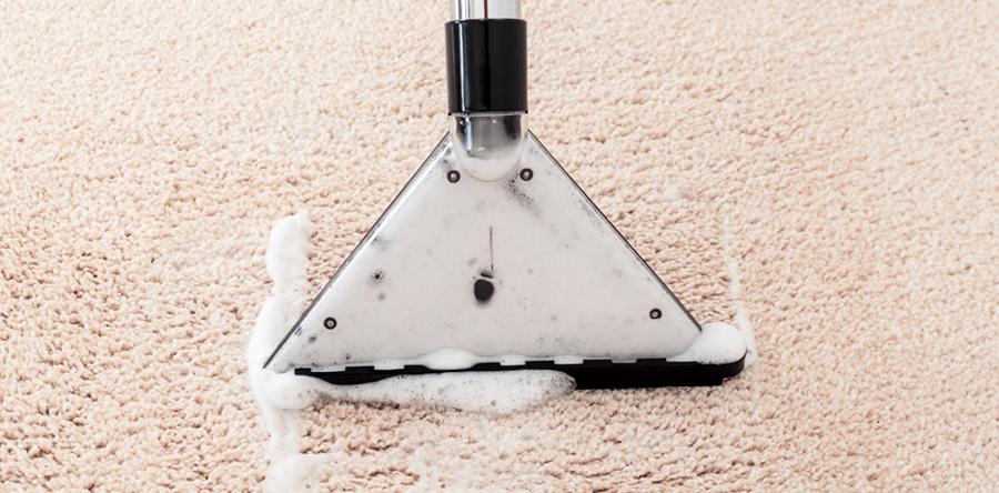 Teppich-bzw. Grundreinigung