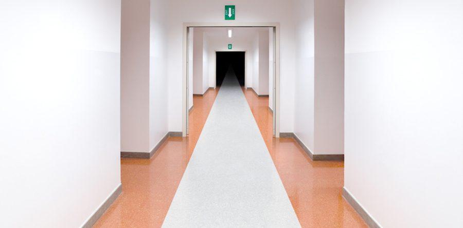 Moderne Optik für alte Fußböden